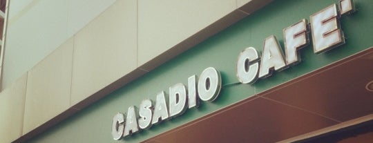 Casadio Cafe is one of Coffeelover ♪(´ε` ).