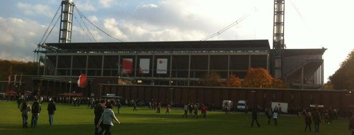 RheinEnergieStadion is one of Stadiums.