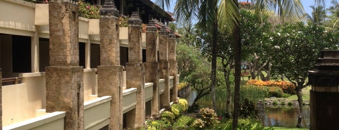 InterContinental Bali Resort is one of Best Hotels in Bali.