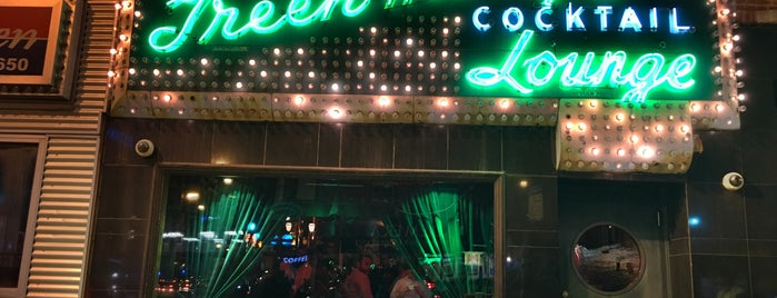Cocktails At Green Mill Jazz Club is one of Topshop Loves Chicago.