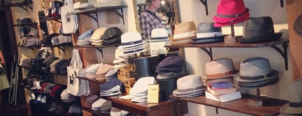 Goorin Bros. Hat Shop - Yaletown is one of Hat Shops.