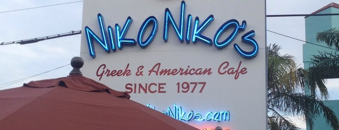 Niko Niko's is one of Sounds Great!.