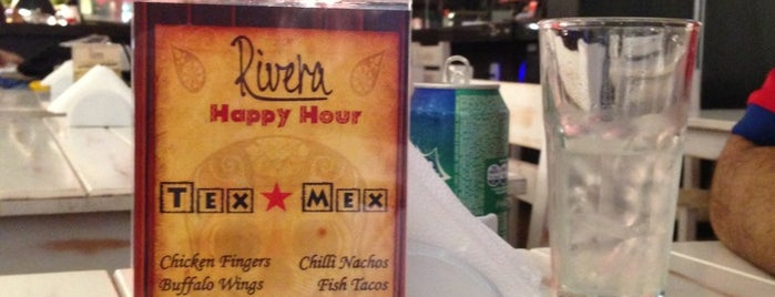 Rivera Tex Mex is one of 11 favorite restaurants.
