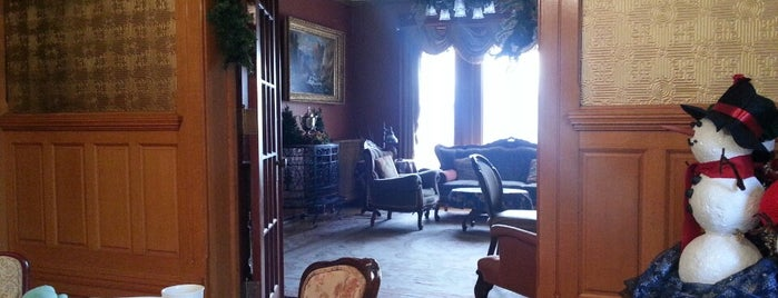 Nagle Warren Mansion B&B is one of Best Places to Check out in United States Pt 5.