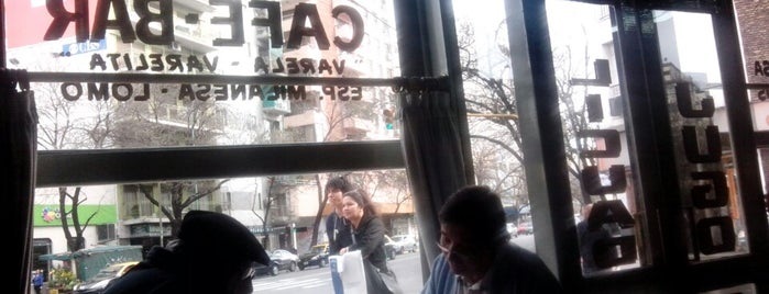 Varela Varelita Cafe is one of Mis Bares Porteños, Buenos Aires, Argentina.