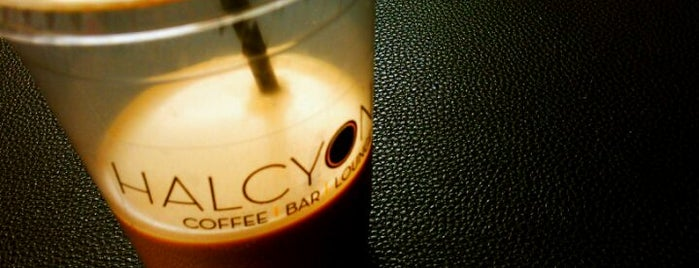 Halcyon Coffee, Bar & Lounge is one of Clubs, Pubs & Nightlife in ATX.