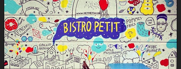 Bistro Petit is one of NYC Restaurants.