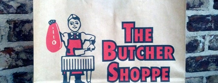 Butcher Shoppe is one of Top 10 favorites places in Fayetteville, PA.