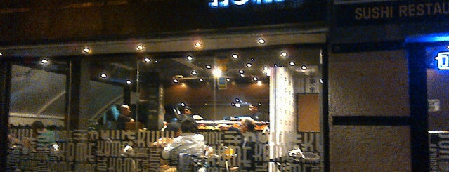 Kome Sushi Bar is one of Sushi en Caracas.
