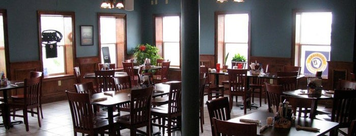Black Velvet Oyster Bar & Grill is one of Places from the reporting trail.
