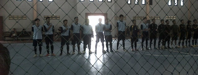 papa kuning futsal is one of All-time favorites in Indonesia.