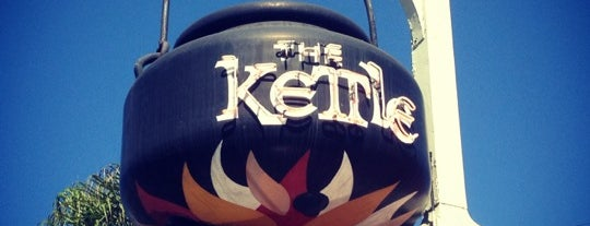 The Kettle is one of Los Angeles.