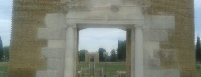 Anfiteatro Romano is one of lucera.