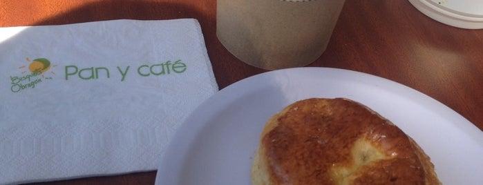Bisquets Obregón: Pan y Café Del Valle is one of Coffee, Snacks.