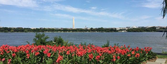 Navy - Merchant Marine Memorial is one of Washington DC.