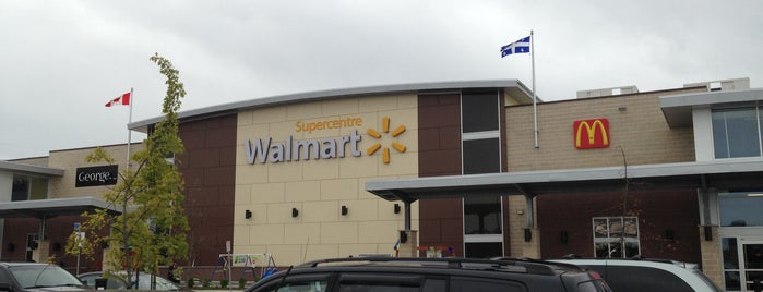 Walmart is one of DEUCE44 III.