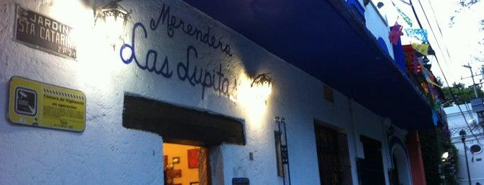 Las Lupitas is one of Los imperdibles.