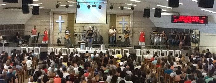 Igreja Batista Betânia is one of Minha lista.