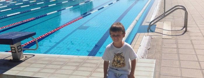 Κολυμβητήριο - Swimming Pool is one of Outdoors & Sports.