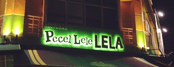 Pecel Lele Lela Malaysia is one of jalan2 cari makan seksyen 13 shah alam.
