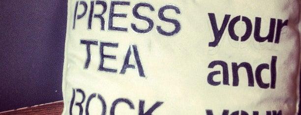Press Tea is one of Tea in NYC.
