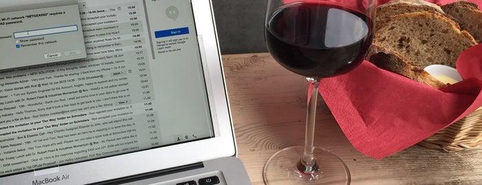 Victualler Wine Bar is one of London Restaurants.