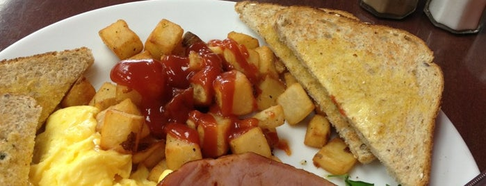Jules Cafe is one of Burnaby Eats.
