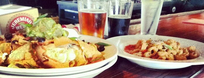 John Harvard's Brew House is one of Great local eats & hangouts.