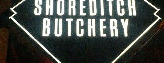 Shoreditch Butchery is one of London Restaurants.