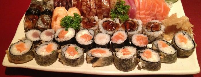 Dombri Edo is one of Must-visit Japanese Restaurants in Rio de Janeiro.