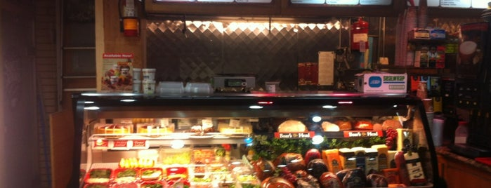Horizon Organic & Natural Deli & Grill is one of NYC.