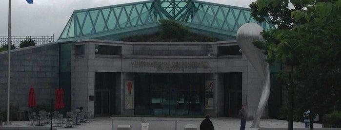 Musée national des beaux-arts du Québec is one of Endroits chouchous.