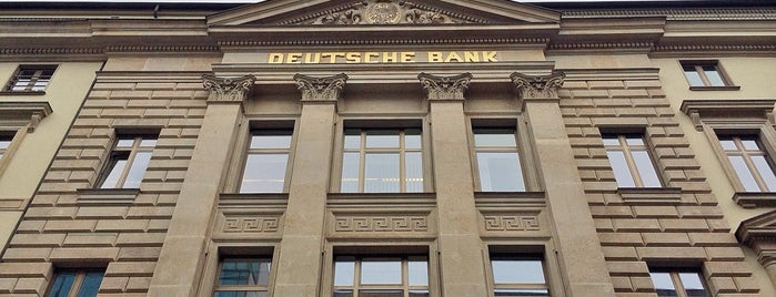 Deutsche Bank is one of Mein Deutschland.