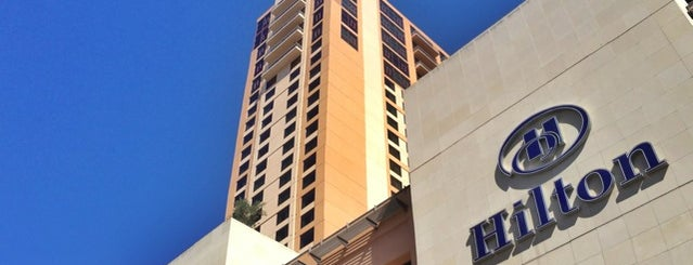 Hilton Austin is one of Clubs, Pubs & Nightlife in ATX.