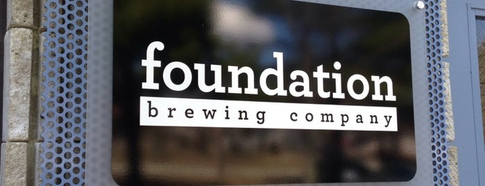 Foundation Brewing Company is one of New England Breweries.