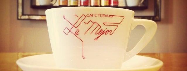 Cafetería La Mejor is one of NY Old Favorites.