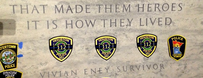 National Law Enforcement Officers Memorial is one of Members.