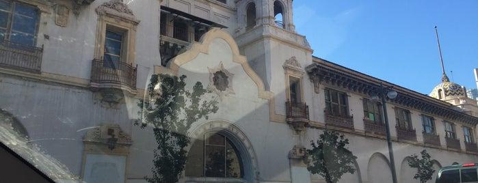 The Historical Landmarks of LA Noire