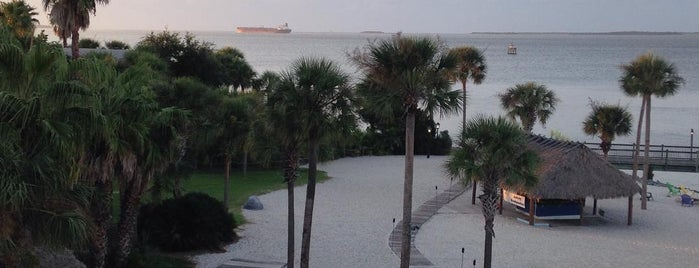 Charleston Harbor Resrt/Marina is one of my charleston places.