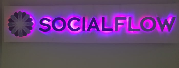 SocialFlow is one of Awesome NYC Startups.