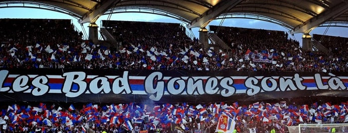 Stade de Gerland is one of Mon Carnet de bord.