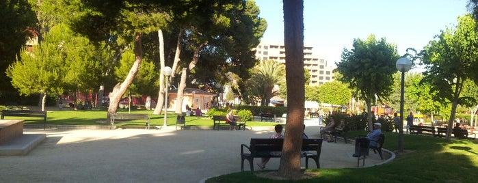 Alicante urban treasures