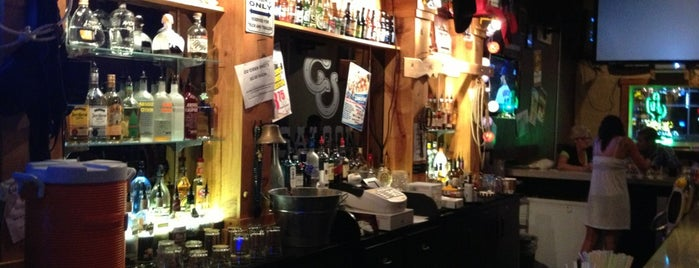 CU Saloon is one of bars.