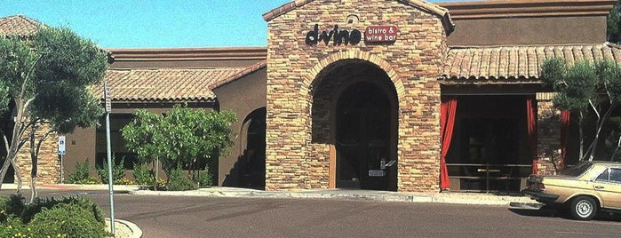 "D'Vine Bistro & Wine Bar is one of Featured on PBS' ""Check, Please! Arizona""."