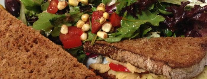 Dottie's True Blue Cafe is one of Best Bay Area Brunch Spots.