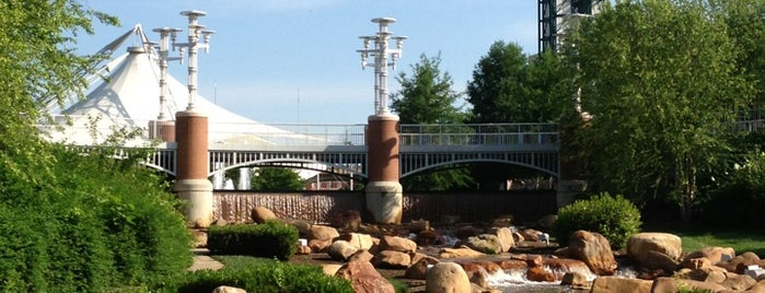 World's Fair Park is one of Love to go.
