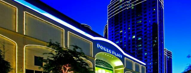 Power Plant Mall is one of Guide to Makati City's best spots.