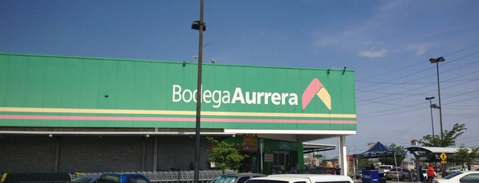 Bodega Aurrera is one of ACEPTAN KLOB EN HERMOSILLO.