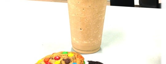 Great American Cookies is one of Eateries (:.