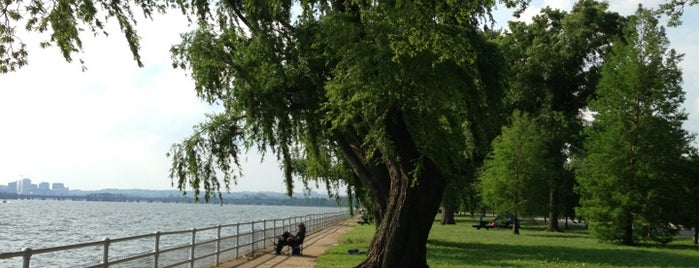 Hains Point is one of traveling.